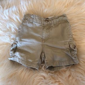 Polo Ralph Lauren cargo shorts.